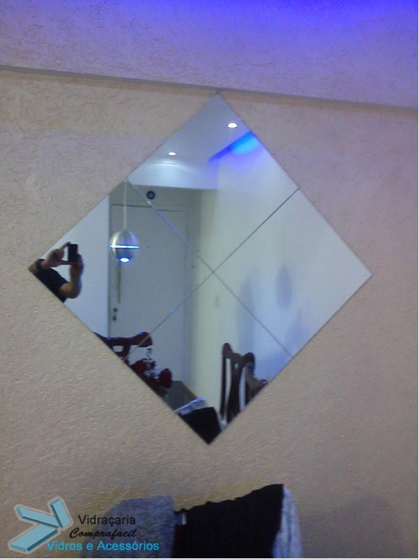 junção de espelhos